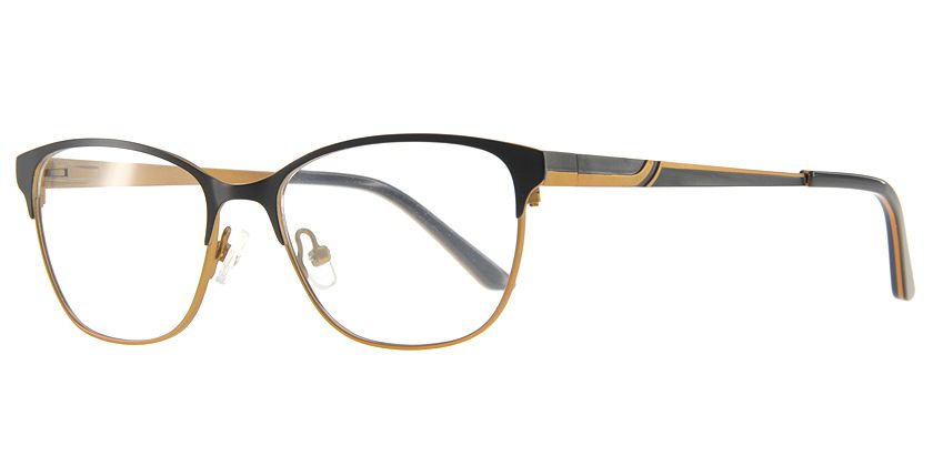Per te VLO20721202 Eyeglasses - 45 Degree View