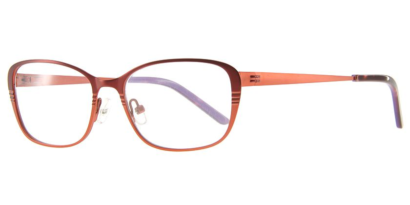 Per te VLO2074402 Eyeglasses - 45 Degree View