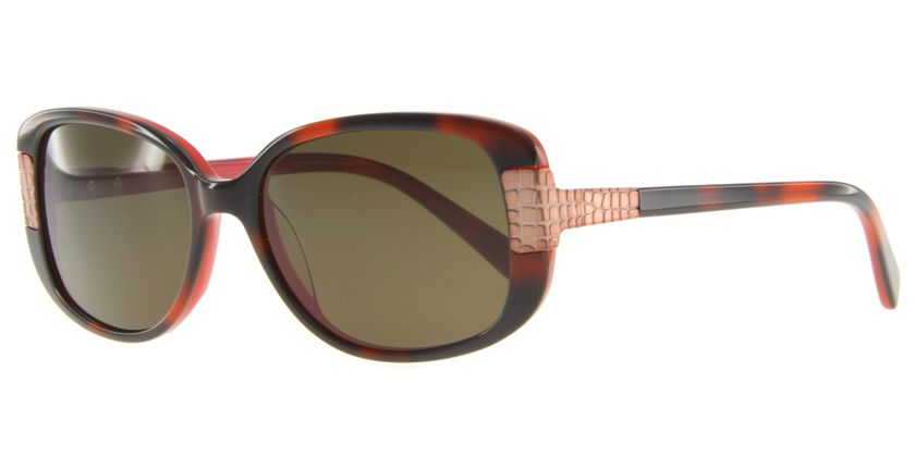 Per te VLS1003525 Sunglasses - 45 Degree View