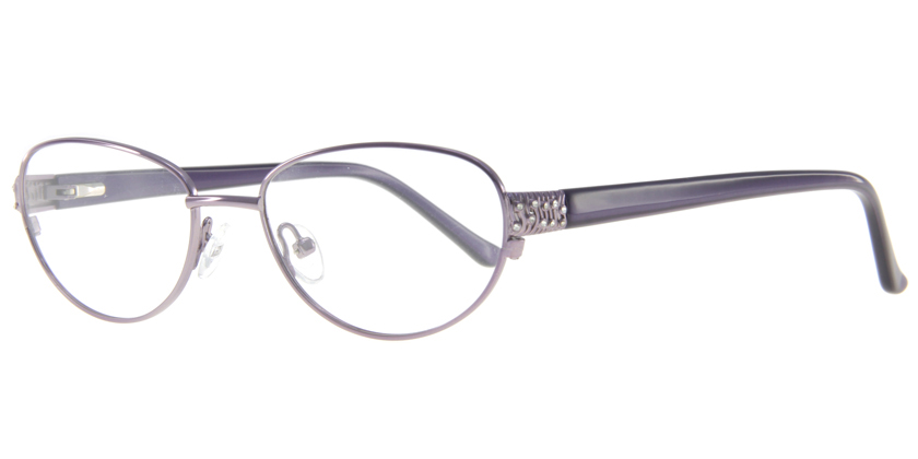 Savannah VLO2035501 Eyeglasses - 45 Degree View