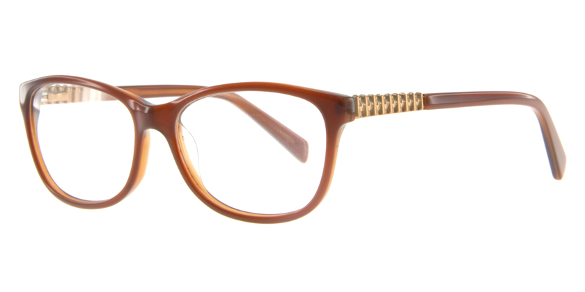 Savannah VLO2045004P Eyeglasses - 45 Degree View
