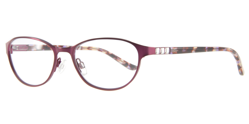 Savannah VLO2050501 Eyeglasses - 45 Degree View