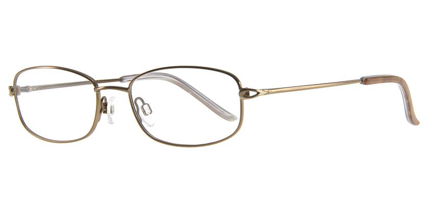 Savannah VLO2061202S Eyeglasses - 45 Degree View