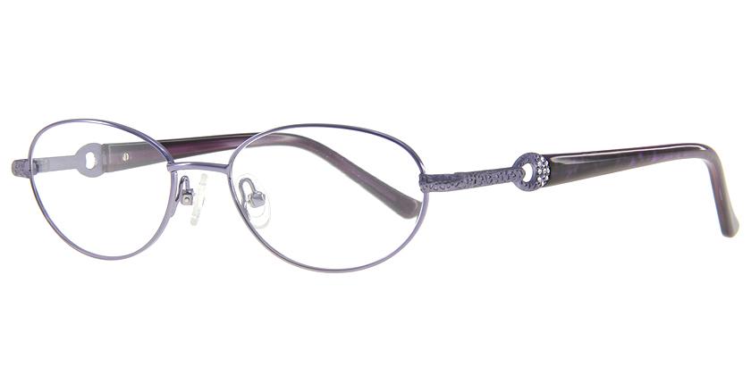 Savannah VLO2064501S Eyeglasses - 45 Degree View