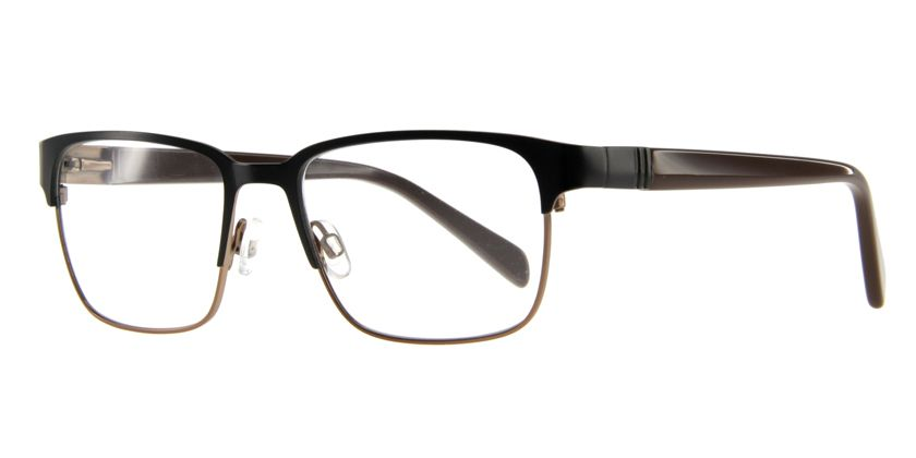 Senza VLO20081202 Eyeglasses - 45 Degree View