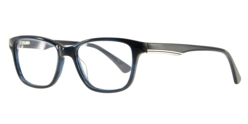 Senza VLO2048162 Eyeglasses - 45 Degree View