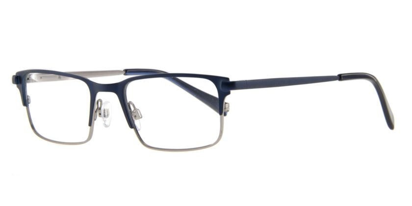 Senza VLO2052063 Eyeglasses - 45 Degree View