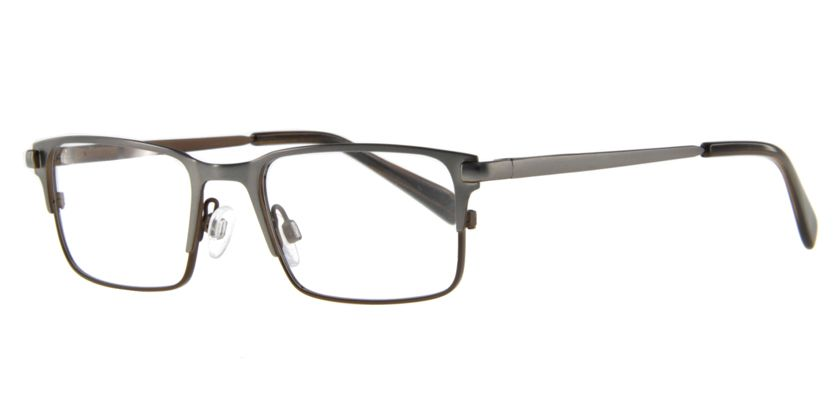 Senza VLO2052340 Eyeglasses - 45 Degree View