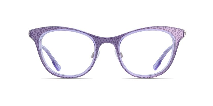 X-iDE AZALEAC3 Eyeglasses - Front View